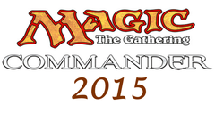 Commander Decks (5) 2015
