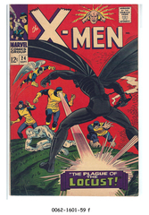 The X-Men #024 © September 1966 Marvel Comics