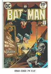 Batman #253 © November 1973 DC Comics