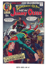 Superman's Pal, Jimmy Olsen #134 © December 1970 DC Comics