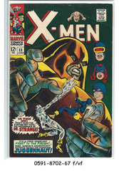 The X-Men #033 © June 1967 Marvel Comics