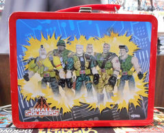 Small Soldiers Lunch Box w/ Thermos © 1998