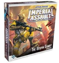 Star Wars Imperial Assault: Bespin Gambit Expansion © 2016