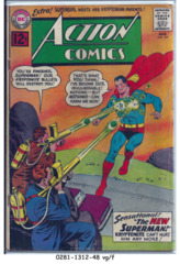 Action Comics #291 © August 1962 DC Comics