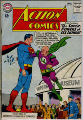 ACTION COMICS #298 © 1963 DC Comics