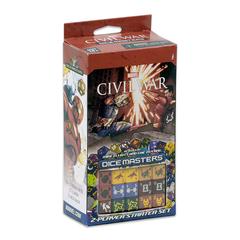 Marvel Dice Masters: Civil War Starter Set © 2016 WZK 72258
