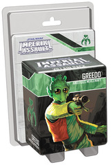 Star Wars Imperial Assault: Greedo Villain Pack © 2016 FFG SWI31