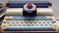 Junior Dial Typewriter Marx © 1950s