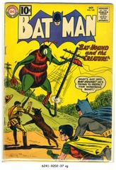 BATMAN #143 © 1961 DC Comics