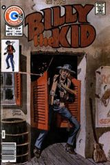 Billy the Kid #117 © April 1976 Charlton