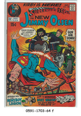 Superman's Pal, Jimmy Olsen #133 (Oct 1970, DC)