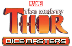Marvel Dice Masters: The Mighty Thor Gravity Feed (90) © 2017