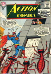 ACTION COMICS #296 © 1963 DC Comics