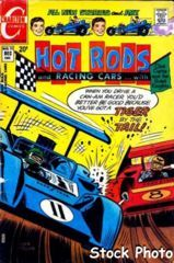 Hot Rods and Racing Cars #111 © December 1971 Charlton