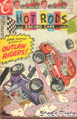 Hot Rods and Racing Cars #106 © February 1971 Charlton