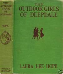 OUTDOOR GIRLS of DEEPDALE © 1913 Laura Lee Hope
