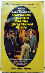Dark Shadows 22, Barnabas, Quentin and the Frightened Bride © 1970 Ross