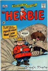 Herbie #13 © October-November 1965 ACG