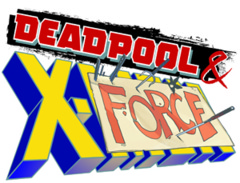 Deadpool and X-Force Booster Brick © 2017 WZK 72536