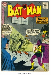 BATMAN #137 © 1961 DC Comics