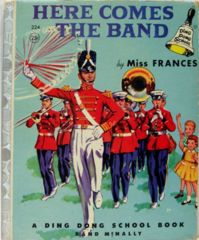 Ding Dong School HERE COMES THE BAND ©1956
