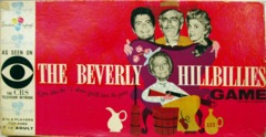 Beverly Hillbillies Board Game © 1963 Standard Toykraft 252