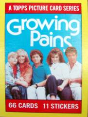 GROWING PAINS TV PHOTO Card Set © 1988 Topps
