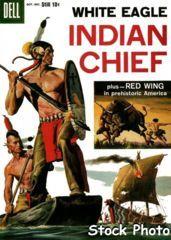 Indian Chief #32 © October-December 1958 Dell