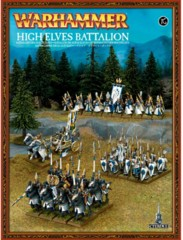 High Elf Battalion © 2012 gw8705