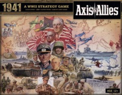 Axis & Allies 1941 © 2012 Avalon Hill