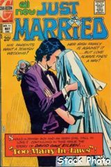 Just Married #94 © May 1973 Charlton Comics