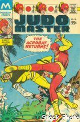 Judomaster #96 © 1978 Modern Comics
