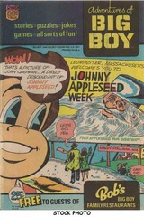 Adventures of the Big Boy #299 © 1982