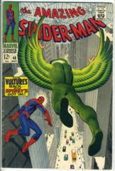 AMAZING SPIDER-MAN #048 © May 1967 Marvel Comics