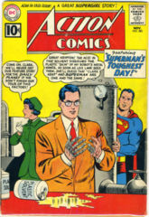 ACTION COMICS #282 © 1961 DC Comics