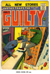 Justice Traps the Guilty #82 © August-September 1956 Prize Group