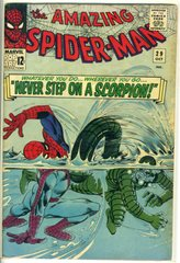 Amazing Spider-Man #029 © 1965 Marvel Comics
