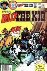 Billy the Kid #125 © January 1979 Charlton