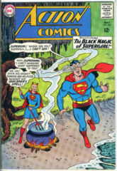 ACTION COMICS #324 © 1965 DC Comics