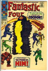 Fantastic Four #067 © October 1967 Marvel Comics