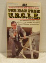 MAN FROM U.N.C.L.E BOOK 1