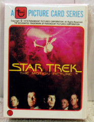Star Trek The Motion Picture © 1979 Topps Rainbow Bread Premium