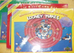 Looney Tunes Comics Ball Album Set © 1990 Upper Deck