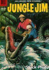 Jungle Jim v2#20 © August-October 1959 Dell 4C1020