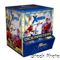 Marvel Dice Masters: The Uncanny X-Men Gravity Feed Display (90 Count) © 2014