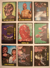 Outer Limits Set © 1964 Topps
