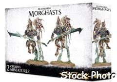 Undead Legion Deathlords Morghasts