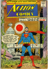 ACTION COMICS #300 © 1963 DC Comics