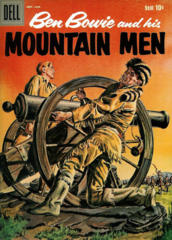 Ben Bowie and His Mountain Men #17 © November 1958-January 1959 Dell