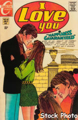 I Love You #086 © July 1970 Charlton Comics